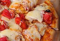 培根蘑菇比萨的做法