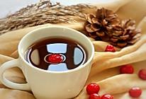 """#""""莓""""好春光日志#蔓越莓红糖姜茶的做法"""