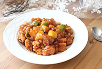 再来一碗米饭——酸甜可口的菠萝咕咾肉的做法