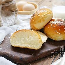 Q弹松软的——牛奶小面包