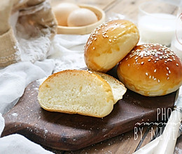 Q弹松软的——牛奶小面包的做法