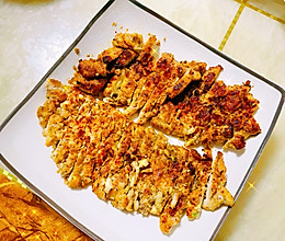「黑胡椒煎鸡排」的做法