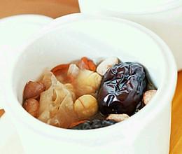 营养八宝粥 早餐粥补气补血的做法