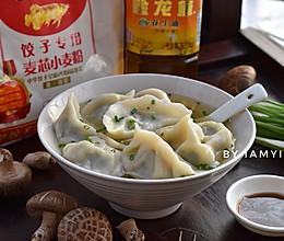 韭菜香菇猪肉饺的做法