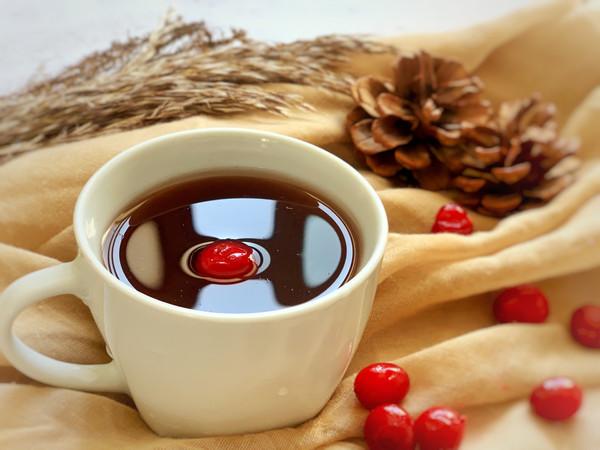蔓越莓红糖姜茶的做法