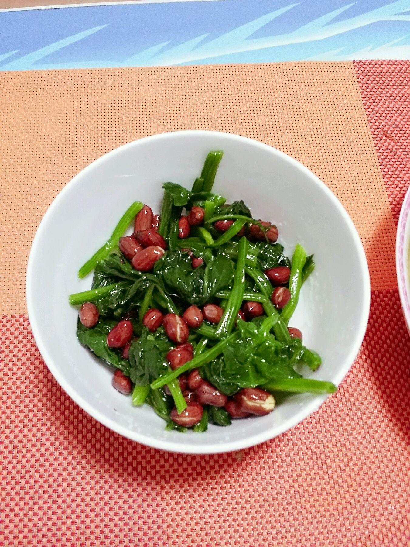 土豆块的做法大全_果仁菠菜怎么做_果仁菠菜的做法_豆果美食