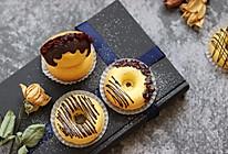 橙味甜甜圈蛋糕,在家就可复刻的经典美味的做法