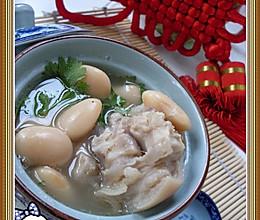 芸豆猪蹄汤的做法