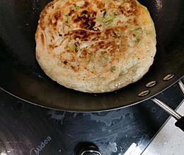 葱花饼,油酥葱花饼的做法