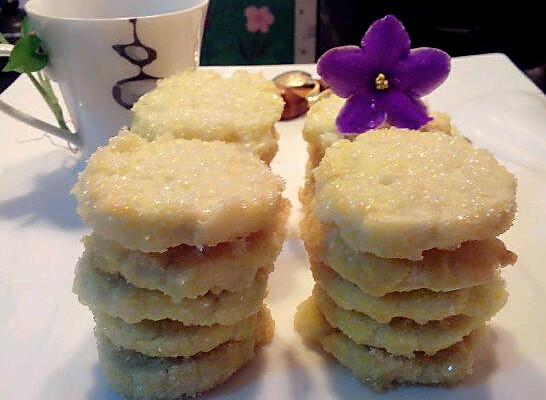 水晶沙堡饼干的做法