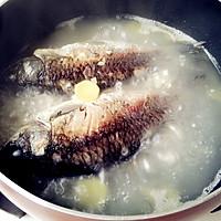 奶白鲫鱼汤——利仁电火锅试用菜谱的做法图解6