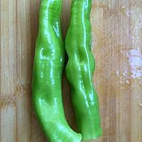 虎皮青椒肉的做法图解2