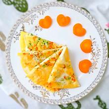 12M+杂蔬豆腐米饭饼:宝宝辅食营养食谱菜谱