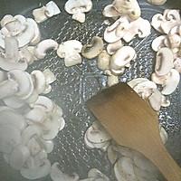 之菌菇牛肉丸汤#大喜大牛肉粉试用#的做法图解2