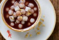 红豆沙圆子的做法