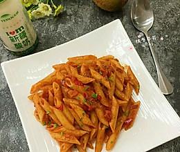 意大利番茄斜管面的做法