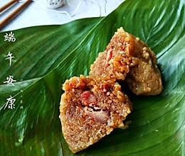 猪肉粽子#甜粽VS咸粽,你是哪一党?#的做法