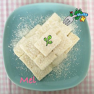 小清新椰奶冻——雄鷄標™椰浆试用菜谱