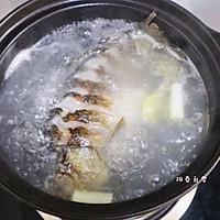 豆腐鲫鱼汤㊙️(汤奶白有技巧)鲜美营养清炖鱼汤的做法图解7
