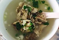 奶白黑鱼汤的做法