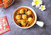 #元宵节美食大赏#茄汁鱼丸烩菜的做法