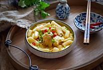 酸汤藕带焖鸡翅#初夏搜食#的做法