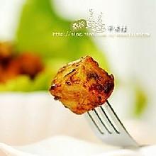 韩式辣酱爆萝卜糕
