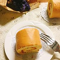 非常适合新手尝试的——肉松蛋糕卷的做法图解14