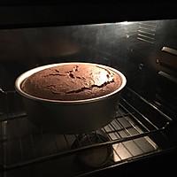 可可戚风蛋糕的做法图解1