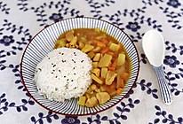 #百梦多圆梦季#家常土豆咖喱鸡肉饭的做法