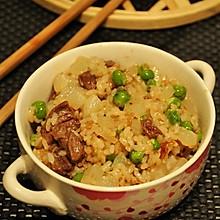 什锦酱香炒饭