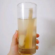 马蹄甘蔗水