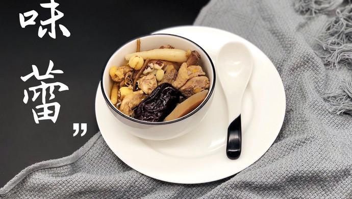 药膳鸡汤(电饭煲版)