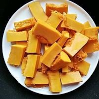 #美食新势力#简单版奶油南瓜汤的做法图解3