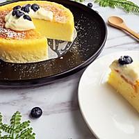 三种原料 最牛掰的'日式舒芙蕾芝士蛋糕'的做法图解7