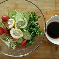减肥去火沙拉_柠檬蔬菜沙拉的做法图解3