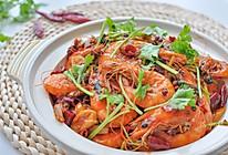 香辣干锅虾#宴客拿手菜#的做法
