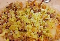 土豆牛肉蒸饼的做法
