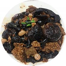 上海经典菜~四喜烤麸