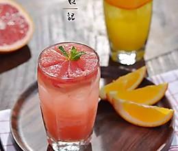 柠檬西柚茶|日食记的做法