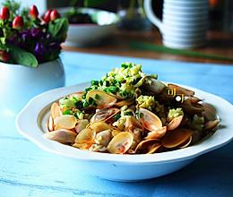 葱油海瓜子:吃不饱的宁波菜的做法