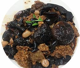 上海经典菜~四喜烤麸的做法
