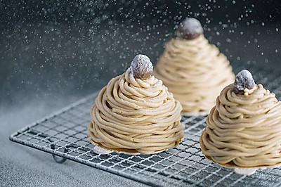 栗子蛋糕|每一口都是秋天的味道!