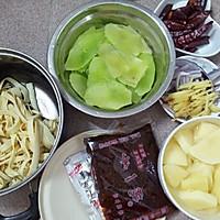 水煮肉片-冬季暖身的做法图解2