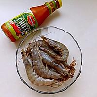 泰式甜辣虾的做法图解1