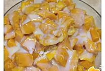 芒果牛奶刨冰的做法