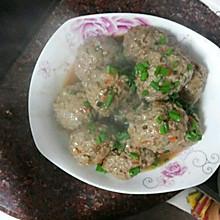 四喜丸子清汤