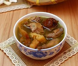 广东老火靓汤-麦冬枸杞鸽子汤的做法