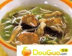 杜仲排骨汤