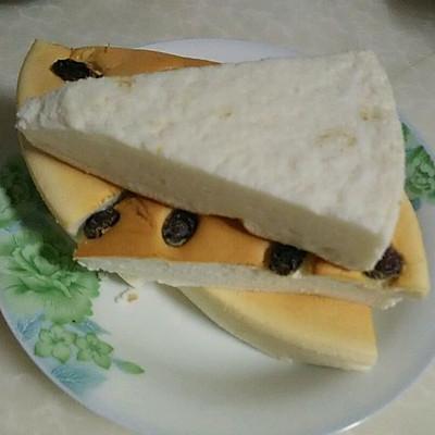 纯蛋清提子蛋糕